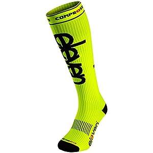 Eleven Kompressionsstrümpfe | Kompressionssocken | Laufsocken | Compression Socks | Strümpfe | Thrombosestrümpfe | Damen | Herren zum Sport, Laufen, Flug, Reise