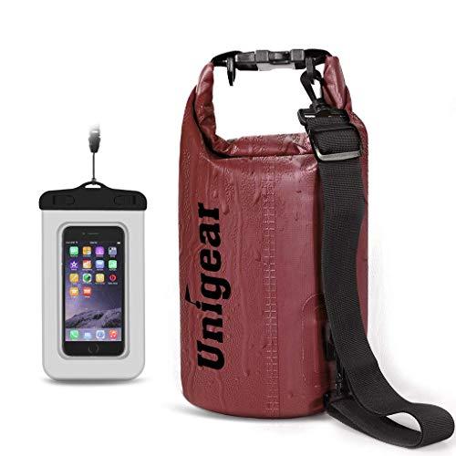 Unigear Borse Impermeabile, Sacche Impermeabili Dry Bag 2L/5L/10L/20L/30L/40L per...