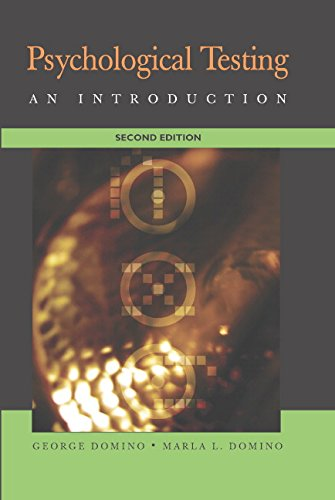 Psychological Testing: An Introduction (English Edition) eBook ...