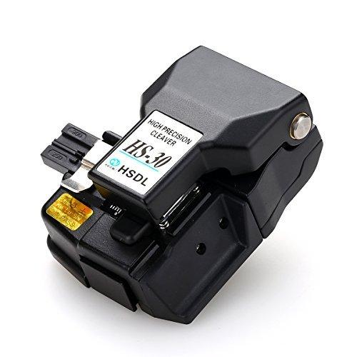 Hohe Präzision HS-30Glasfaseroptik Hackmesser Faser Optik Cutter mit 48000CLEAVES