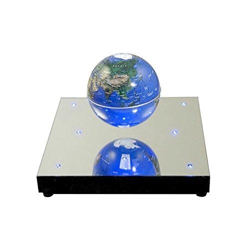 DPWELL Magic Floater Fantastische Globus Weltkarte Neuheit Geschenk LED Beleuchtung Home Office Dekoration