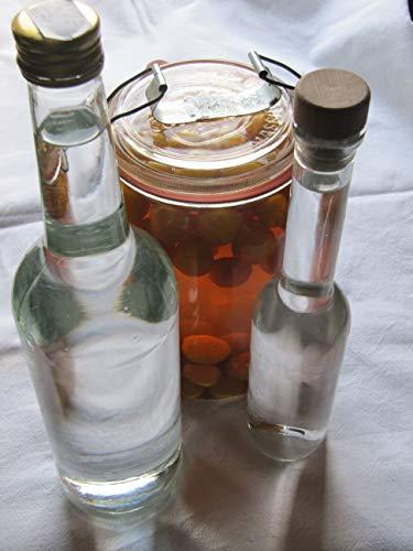 Mirabellenbrand aus unbehandelten Früchten, 38% Alkohol