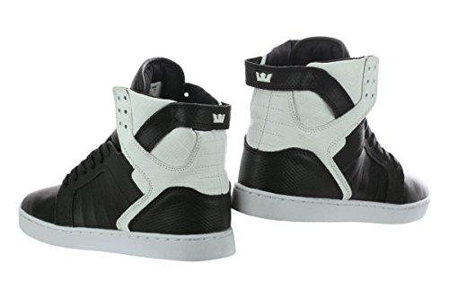 SUPRA SKYTOP LX Black, White-White