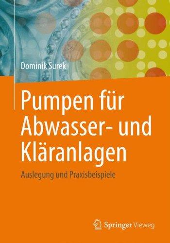 Pumpen für Abwasser- und Kläranlagen: Auslegung und - Amazon-pumpen