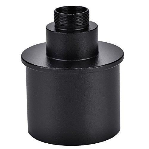 Universal Kamera Adapter Ring,tragbarer Metallkörper,langlebig,Videoaufnahme mit eingebautem Filtergewinde,M12 * 0,5 Außengewinde Objektiv Adapter für 1,25Zoll Teleskop Universal-adapter-ring