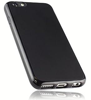 mumbi Hülle kompatibel mit iPhone 6 / 6s Handy Case Handyhülle, schwarz (B00PHVLSD0) | Amazon price tracker / tracking, Amazon price history charts, Amazon price watches, Amazon price drop alerts