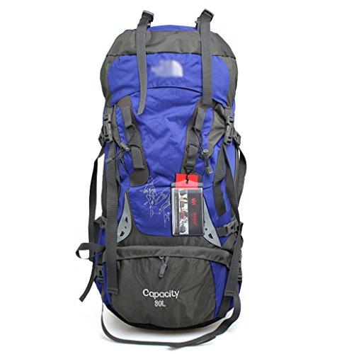 portables sac hommes et les femmes paquet de sac à dos en plein air Alpinisme grand sac trekking capacité