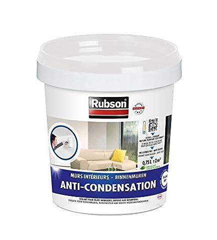 RUBSON 1383397 Anti-condensation pot plastique Blanc 0.75L
