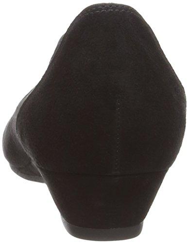 Gaborchester - Chaussures À Talons Noirs Pour Femmes (black (black Suede))