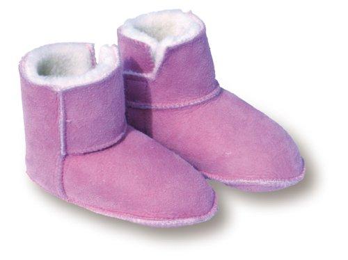 Kaiser Chaussure - Bottine pour Bébé - Rose - Taille 20 Rose