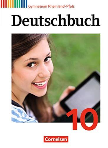 Deutschbuch Gymnasium - Rheinland-Pfalz: 10. Schuljahr - Schülerbuch