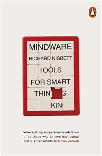 Mindware: Tools for Smart Thinking (Penguin Press)
