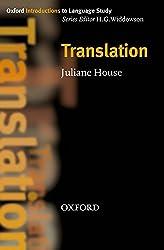 Translation (Oxford Introduction to Language Study)