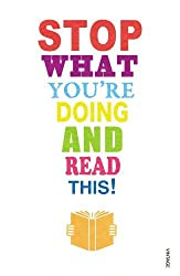 Stop What You're Doing And Read This! by Mark Haddon (2011-12-26)