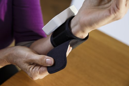 Omron RS2 Handgelenk-Blutdruckmessgerät - 4