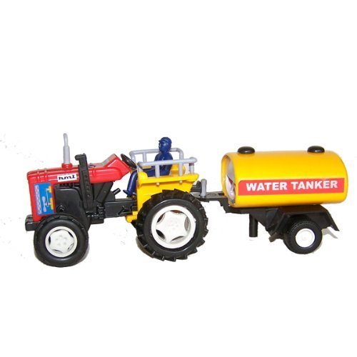 Centy Tractor with Tanker- Color may vary  available at amazon for Rs.205