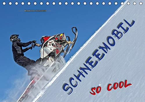 Schneemobil - so cool (Tischkalender 2020 DIN A5 quer): Schneemobil fahren - unbeschreibliches Fahrgefühl mit viel Suchtpotenzial. (Monatskalender, 14 Seiten ) (CALVENDO Sport)