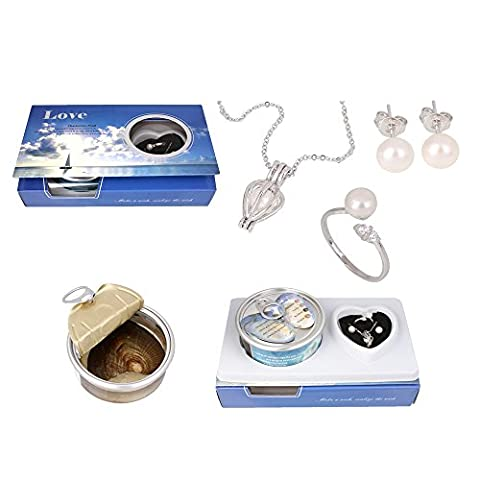 Love Wish Pearl Kit, Harvest Your Own Pearl, DIY Pearl