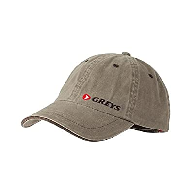 GREYS SANDWICH FLY FISHING BASEBALL CAP HAT CHOOSE COLOUR (green) from Greys