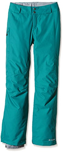 Columbia Damen Skihose Bugaboo Pants Women'wasserdicht, Emerald, M -