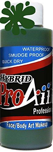 proaiir-waterproof-hybrid-face-and-body-art-paint-green-21oz-60ml-bottle