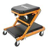 Beta Tools 3002Creeper et siège–Noir/Orange