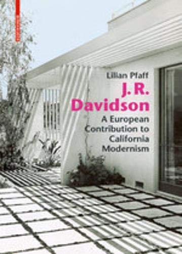 J. R. Davidson: A European Contribution to California Modernism
