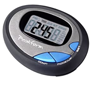 Peak Form, PF010, Pedometer/Step Counter