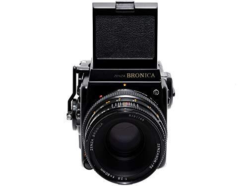 zenza bronica sq-ai fotocamera medio formato 6x6 con obiettivo zenzanon 80/2,8