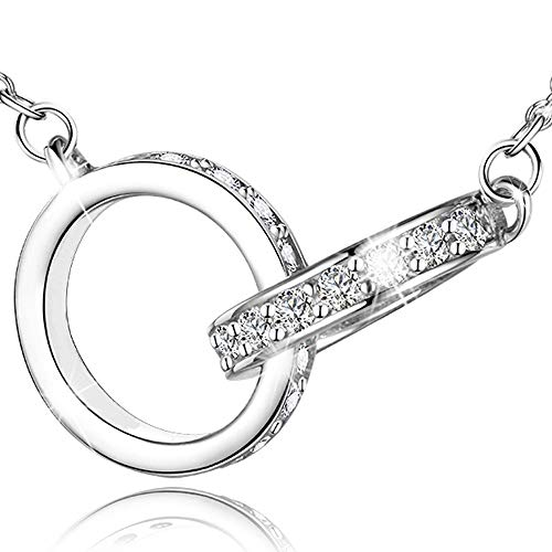 Mohoss®donna collana argento 925 collane con pendente