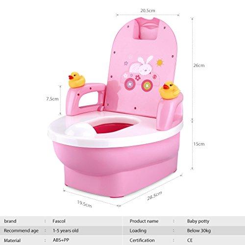 Fascol Kindertoilette - 5