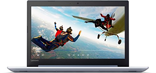 Lenovo 80XH01XAIN 15.6-inch Laptop (I3-6006U/4GB/1TB/Windows 10 Home/Integrated Graphics), Denim Blue Comes Without CD Drive