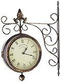 Fuera En Diseños Reloj De Pared Stonegate