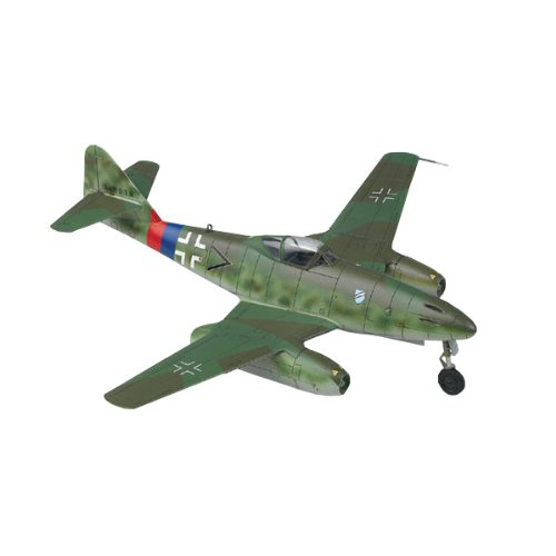 Academy 1:72 , MESSERSCHMITT ME-262A-1a, 12410,Deutsche Luftwaffe, WWII, Modellb