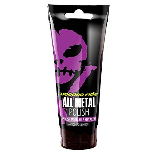 Voodoo Ride VR150101 All Metal Polish 150ml-Metallpolitur, Purple