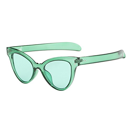 Honestyi Neutrale Cat Eye Sonnenbrille Retro Heart Frame UV400 Eyewear Fashion Ladies Mode neutraler Reis Nagel Sonnenbrillen