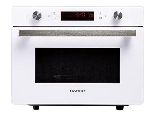Brandt CE3610W Comptoir Micro-onde combiné 36L 900W Blanc micro-onde - Micro-ondes (Comptoir, Micro-onde combiné, 36 L, 900 W, boutons, Rotatif, Blanc)