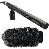 Rode NTG-2 Mikrofon + WS6 Windschutz