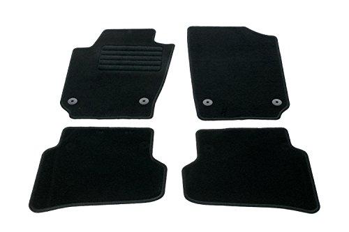 Preisvergleich Produktbild Fußmatten Automatten Velours Seat IBIZA (6J) ab 06.2008 4-tlg …