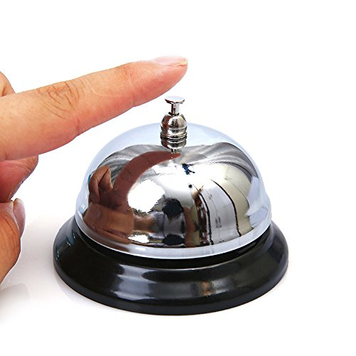 Service Bell Tisch Call Butler Rezeption Glocken Kellner Restaurant Hotel Bar Decor
