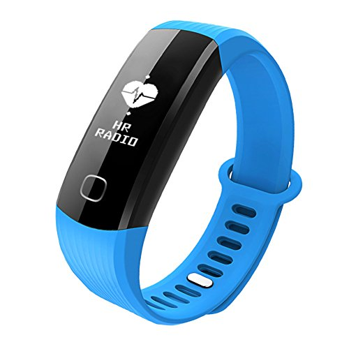 Mens And Womens Smartwatches30m Waterproof Measuring Heart Rate Pedometer Intelligent Compatible Apple Men And Women Student Bluetooth Watch Sport Watch B