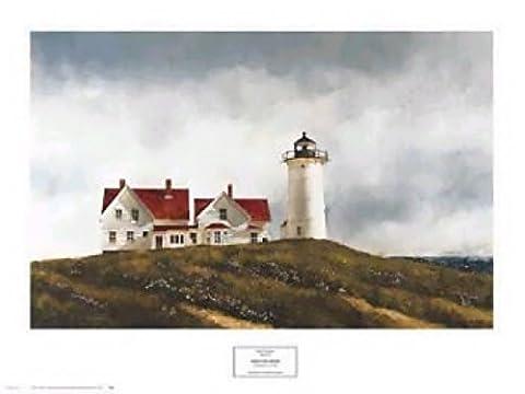 Douglas Brega – Ferry Watch Poster Print (81.28 x 60.96