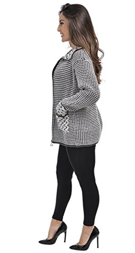 Nightingale Collection -  Cardigan  - Donna Grey