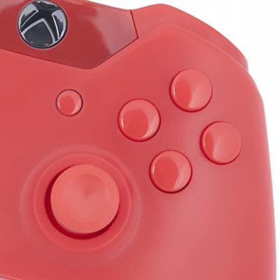 Xbox One Custom Controller -Pure Red Edition