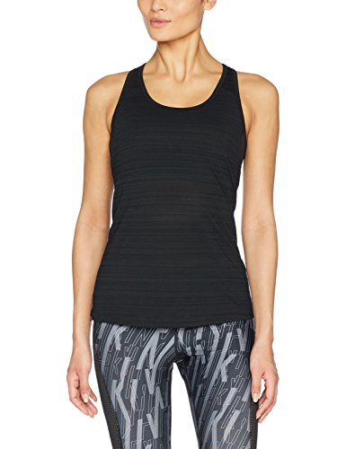 Nike Damen Loose Support Tanktop, Black, XL (Top Nike-loose-training)