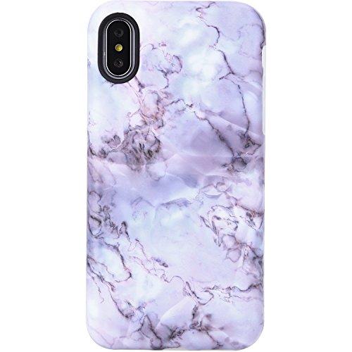 vivibin iPhone X Fall, iPhone 10Fall, schöne Muster, stoßfest Kratzfest Dicke und robuste matt Finish Schutzhülle Handy für Neue iPhone X-14,7cm, 5.8