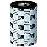 Zebra Ribbon Wax/Resin, 110mm x 450m Thermal Transfer, 6pcs/Box, 03200BK11045, 35-03200BK11045 (Thermal Transfer, 6pcs…