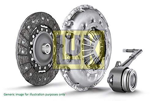 500ml Lott Bremsenreiniger LuK Kupplungssatz Kupplung Motor-Kupplung mit Ausr/ücklager Schraubensatz