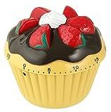 Zenker 41937 Kurzzeitwecker Cupcake, Patisserie