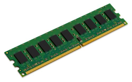 Kingston KTH-XW4300E/1G PC2-4200 Arbeitspeicher 1 GB (ECC-Unterstützung, 667 MHz, 240-polig, 1 x 1 GB) DDR2-SDRAM Kit